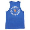 "New York Mets ""Nautical"" - Mens Tank - The 7 Line - For Mets fans, by Mets fans. An independently owned clothing/lifestyle brand supporting the Mets players and their fans."