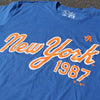 1987 t-shirt - The 7 Line - For Mets fans, by Mets fans. An independently owned clothing/lifestyle brand supporting the Mets players and their fans.