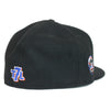 New York Mets Road Uni (BLK) - New Era fitted