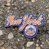 "NEW YORK METS ""1987"" PIN"