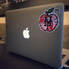 DECAL: NY APPLE