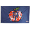 NY APPLE flag - The 7 Line - For Mets fans, by Mets fans. An independently owned clothing/lifestyle brand supporting the Mets players and their fans.