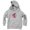 TODDLER: NY Apple Hoodie - The 7 Line - For Mets fans, by Mets fans. An independently owned clothing/lifestyle brand supporting the Mets players and their fans.