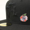 NY Apple PIN - The 7 Line - For Mets fans, by Mets fans. An independently owned clothing/lifestyle brand supporting the Mets players and their fans. Mets t-shirts, hats, tickets and more.