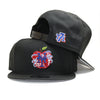 NY APPLE Snapback - The 7 Line - For Mets fans, by Mets fans. An independently owned clothing/lifestyle brand supporting the Mets players and their fans. Mets t-shirts, hats, tickets and more.