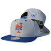 NY Mets Camo (Grey) - New Era Snapback - The 7 Line - For Mets fans, by Mets fans. An independently owned clothing/lifestyle brand supporting the Mets players and their fans.