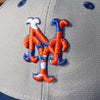 NY Mets Camo (Grey) - New Era Snapback