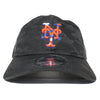 NY Mets Camo (Blackout) - New Era Adjustable - The 7 Line - For Mets fans, by Mets fans. An independently owned clothing/lifestyle brand supporting the Mets players and their fans.