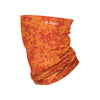 NY METS CAMO GAITER SCARF (ORANGE)