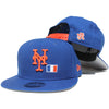 NYC FLAG x NY METS  - New Era Snapback