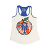 NY APPLE ladies tank - The 7 Line - For Mets fans, by Mets fans. An independently owned clothing/lifestyle brand supporting the Mets players and their fans.