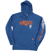"New York Mets ""Script"" Hoodie - The 7 Line - For Mets fans, by Mets fans. An independently owned clothing/lifestyle brand supporting the Mets players and their fans."