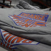 Orange and Blue Thing t-shirt - The 7 Line - For Mets fans, by Mets fans. An independently owned clothing/lifestyle brand supporting the Mets players and their fans. Mets t-shirts, hats, tickets and more.