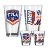 COMBO: The 7 Line x Mets Pint AND Shot - The 7 Line - For Mets fans, by Mets fans. An independently owned clothing/lifestyle brand supporting the Mets players and their fans.