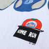Mets HR Apple Pocket Tank Top - The 7 Line - For Mets fans, by Mets fans. An independently owned clothing/lifestyle brand supporting the Mets players and their fans.