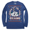 Polar Pete Holiday 2019 - Pete Alonso - The 7 Line - For Mets fans, by Mets fans. An independently owned clothing/lifestyle brand supporting the Mets players and their fans.