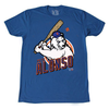 POLAR PETE t-shirt (royal) - The 7 Line - For Mets fans, by Mets fans. An independently owned clothing/lifestyle brand supporting the Mets players and their fans.