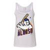 POLAR PETE ladies tank (white) - The 7 Line - For Mets fans, by Mets fans. An independently owned clothing/lifestyle brand supporting the Mets players and their fans.