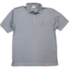 T7L Polo Shirt (Grey)