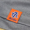 T7L Polo Shirt (Grey) - The 7 Line - For Mets fans, by Mets fans. An independently owned clothing/lifestyle brand supporting the Mets players and their fans.