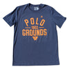 Polo Grounds Throwback t-shirt - The 7 Line - For Mets fans, by Mets fans. An independently owned clothing/lifestyle brand supporting the Mets players and their fans.