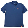 T7L Polo Shirt (Royal) - The 7 Line - For Mets fans, by Mets fans. An independently owned clothing/lifestyle brand supporting the Mets players and their fans.