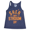 Shea Stadium Throwback tank top - The 7 Line - For Mets fans, by Mets fans. An independently owned clothing/lifestyle brand supporting the Mets players and their fans.