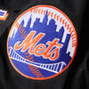 "QUEENS ""Shea Road"" Mets (Zip Up) - BLACK"