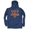 Shea Stadium Throwback hoodie