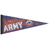 The 7 Line Army PENNANT - The 7 Line - For Mets fans, by Mets fans. An independently owned clothing/lifestyle brand supporting the Mets players and their fans.