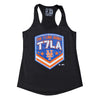 T7LA (ladies tank top) - The 7 Line - For Mets fans, by Mets fans. An independently owned clothing/lifestyle brand supporting the Mets players and their fans.