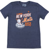 Amazin' New York Mets T-shirt - The 7 Line - For Mets fans, by Mets fans. An independently owned clothing/lifestyle brand supporting the Mets players and their fans.