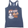 Amazin' New York Mets Ladies Tank Top - The 7 Line - For Mets fans, by Mets fans. An independently owned clothing/lifestyle brand supporting the Mets players and their fans.