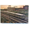 The 7 Train Canvas Print