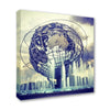 Flushing Meadows Unisphere Canvas Print - The 7 Line - For Mets fans, by Mets fans. An independently owned clothing/lifestyle brand supporting the Mets players and their fans.