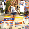 2015 Calendar - The 7 Line - For Mets fans, by Mets fans. An independently owned clothing/lifestyle brand supporting the Mets players and their fans.