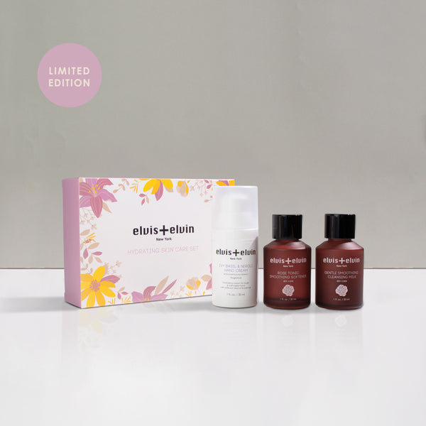 Hydrating Skin Care Set - beauty | elvis+elvin
