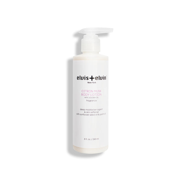 Body Lotion - Citron Musk - beauty | elvis+elvin
