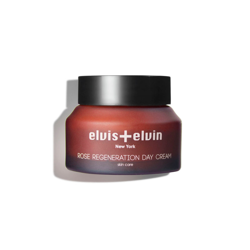 Rose Regeneration Day Cream - beauty | elvis+elvin