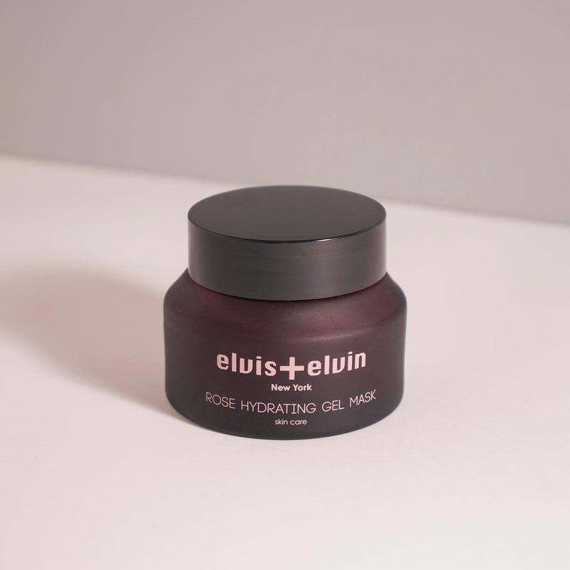 Rose Hydrating Gel Mask - beauty | elvis+elvin