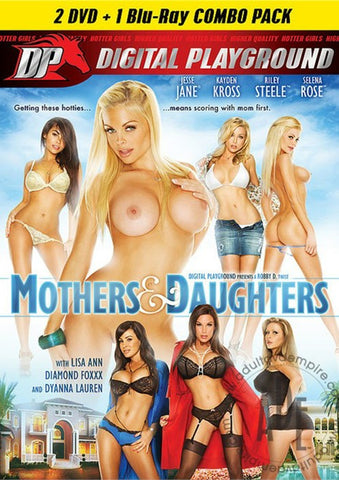 Top 10 Jesse Jane | Adult Force One | Mothers and Daughters