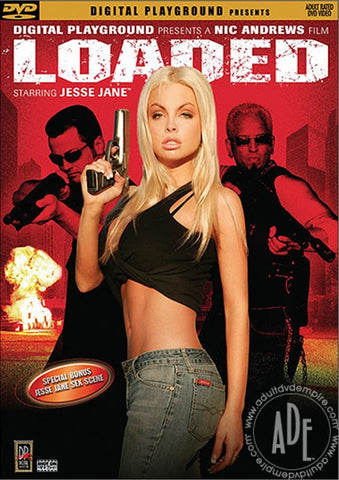 Top 10 Jesse Jane | Adult Force One | Loaded