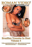 Brazilian Trannies In Heat 4 XXX Adult DVD
