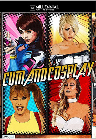Cum And Cosplay Adult Sex DVD