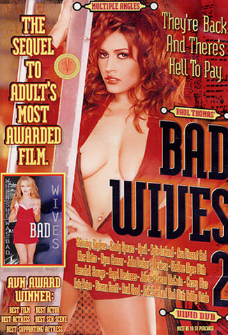 Bad Wives 2 Adult DVD