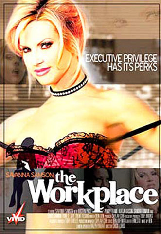 The Workplace Adult DVD