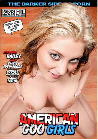 American Goo Girls XXX Adult DVD