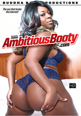 AmbitiousBooty.com Sex DVD