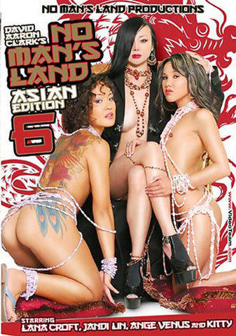 No Man's Land: Asian Edition 6 Adult DVD