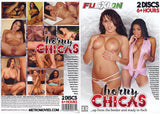 Horny Chicas (2 Disc Set)